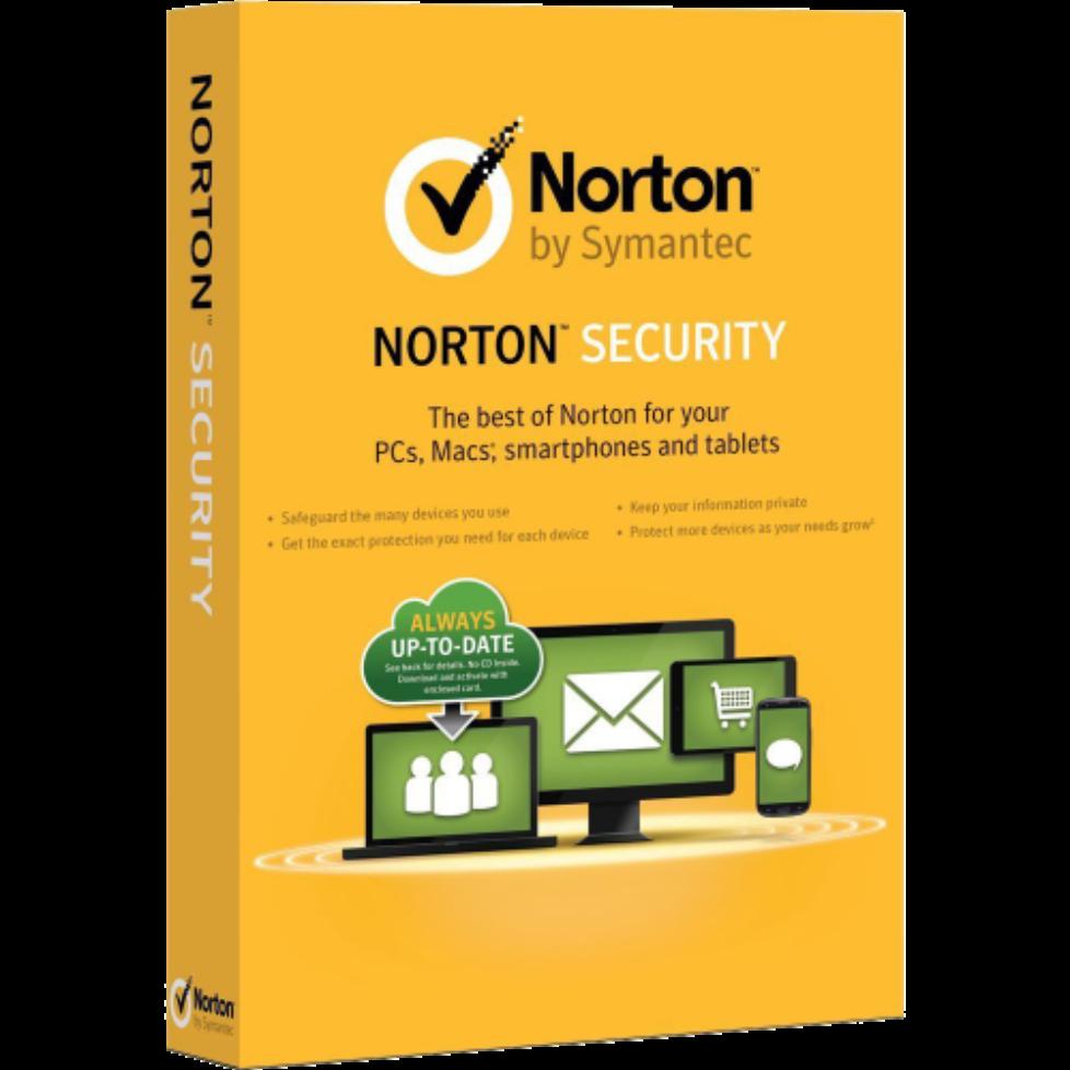 Get $15 off Norton Security Standard