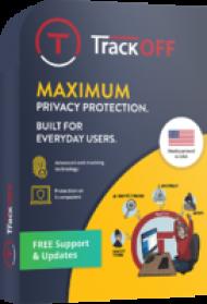 TrackOFF Product Box_English