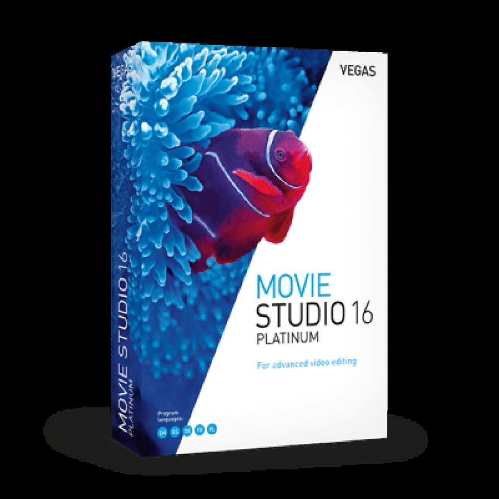 movie studio 16 platinum int 400